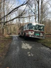 E118 on Quaker Hill CO Incident 3/3.