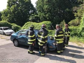 Extrication Training 8/25