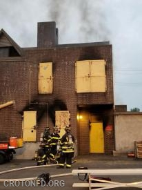 Live Fire Training 8/27