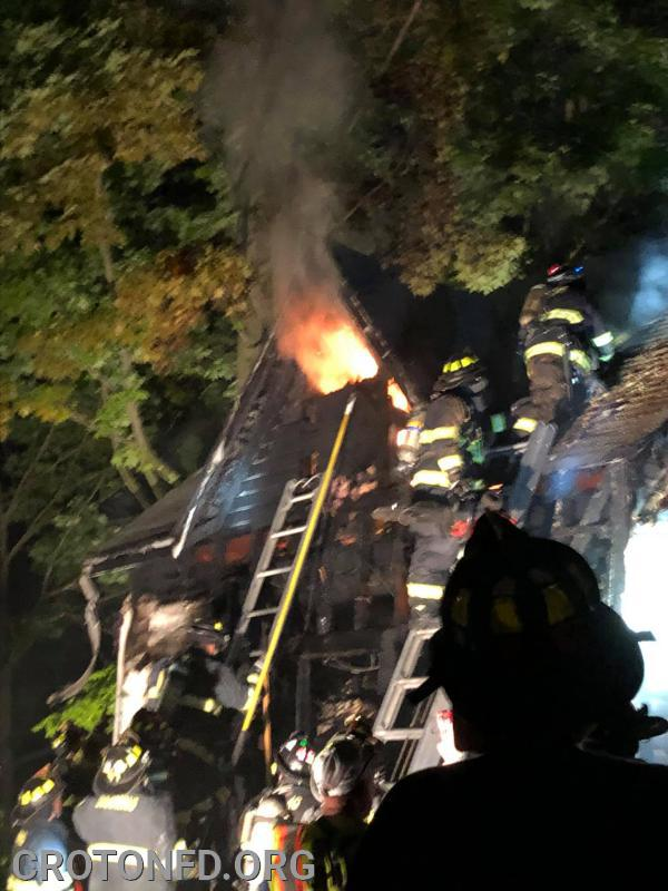 Ossining Fire 7/4/2020