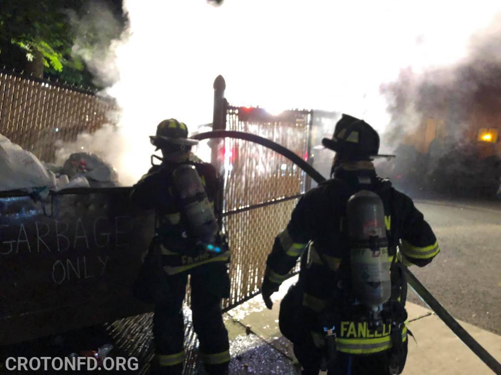 Dumpster Fire 7/4/2020